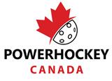 PowerHockey Canada Logo